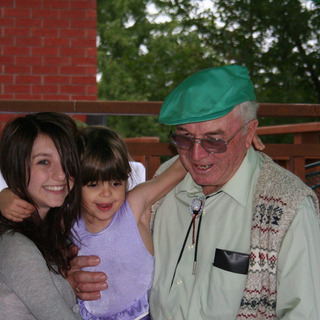 Dad's 80th Birthday - 08-26-2006 023